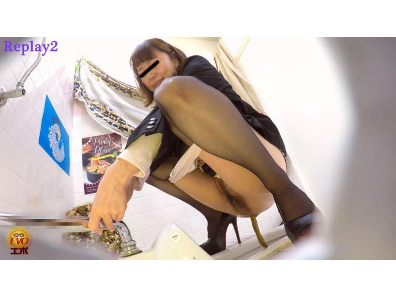 EVO厳選 極太うんこ盗撮ベスト サンプル画像23