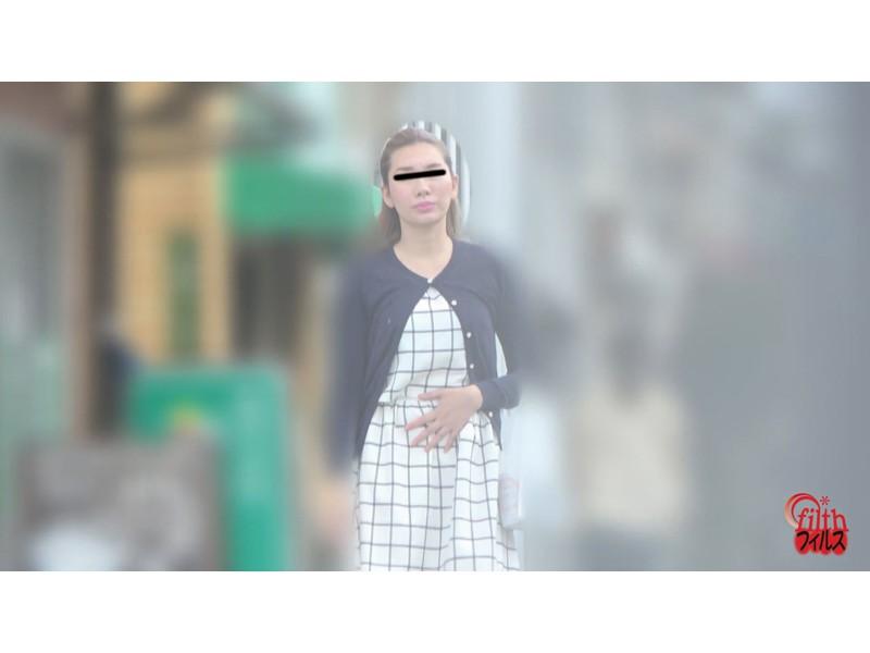 Peeping 路地裏野グソお腹イタイイタイ大量ゲリ便!! サンプル画像13
