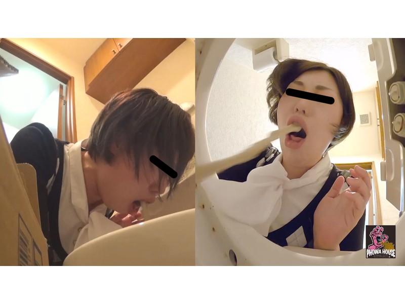 盗撮酔っぱらい女 民家侵入激嘔吐記録 サンプル画像12