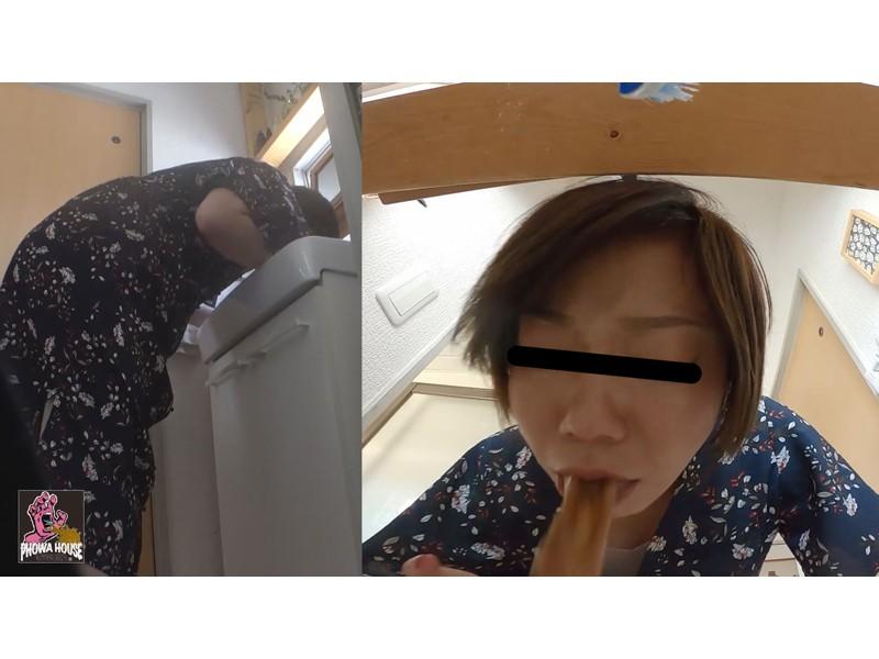 盗撮酔っぱらい女 民家侵入激嘔吐記録 サンプル画像13