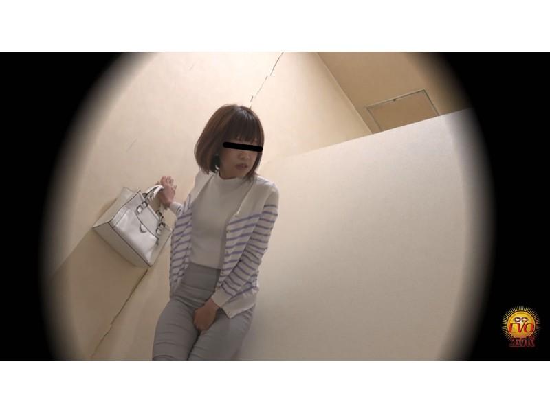目撃盗撮 可愛いあの子がびっしょりに… 屈辱羞恥の大量尿お漏らし サンプル画像10