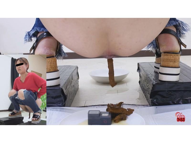 だっぷんだあ!迫る肛門 ぶっかけウンコ!Ⅱ サンプル画像10