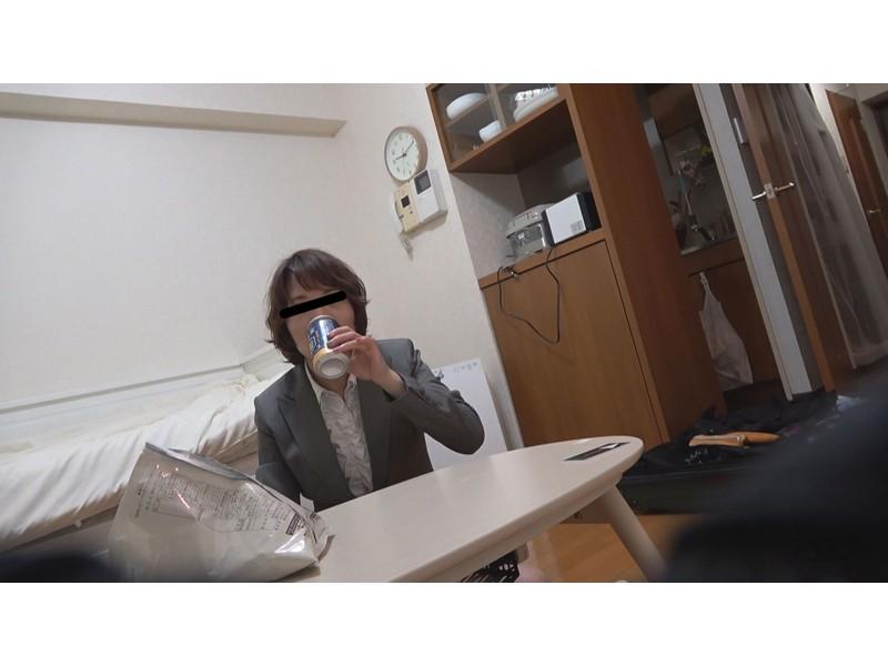 同僚OL性活暴露オナニー サンプル画像11