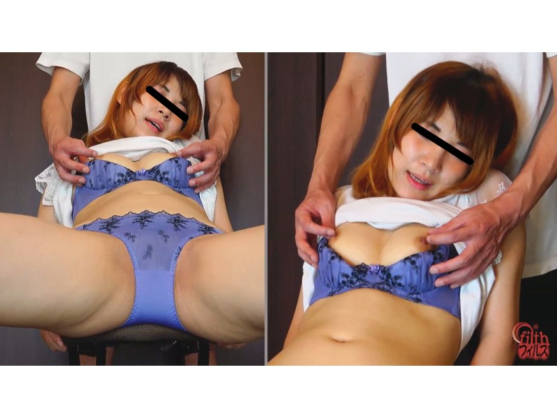 尿我慢女 乳首弄り失禁 サンプル画像19