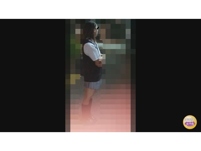 女学生バス痴姦 膣イキ高速ピストン地獄 サンプル画像13