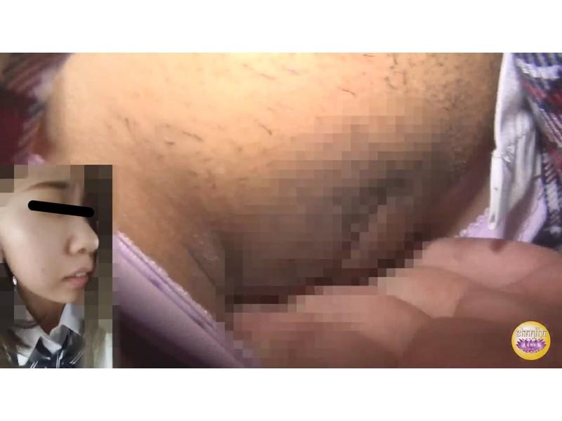 女学生バス痴姦 膣イキ高速ピストン地獄 サンプル画像23
