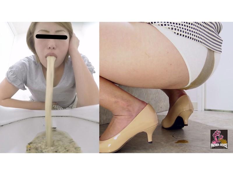 集団食中毒 隠撮飲食店トイレ下痢嘔吐2 サンプル画像12
