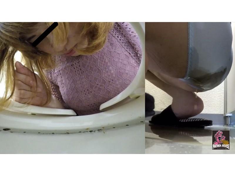 集団食中毒 隠撮飲食店トイレ下痢嘔吐2 サンプル画像8