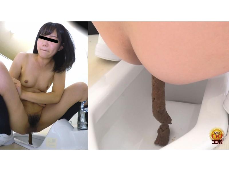 制服脱ぎ捨て卑猥な開脚女子校生うんこ3 サンプル画像1