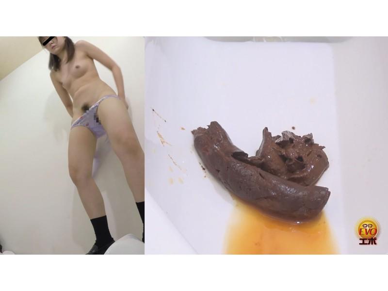 制服脱ぎ捨て卑猥な開脚女子校生うんこ3 サンプル画像9