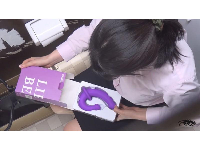 盗撮 誘導オナニー5 ~送りつけられた性玩具~ サンプル画像26