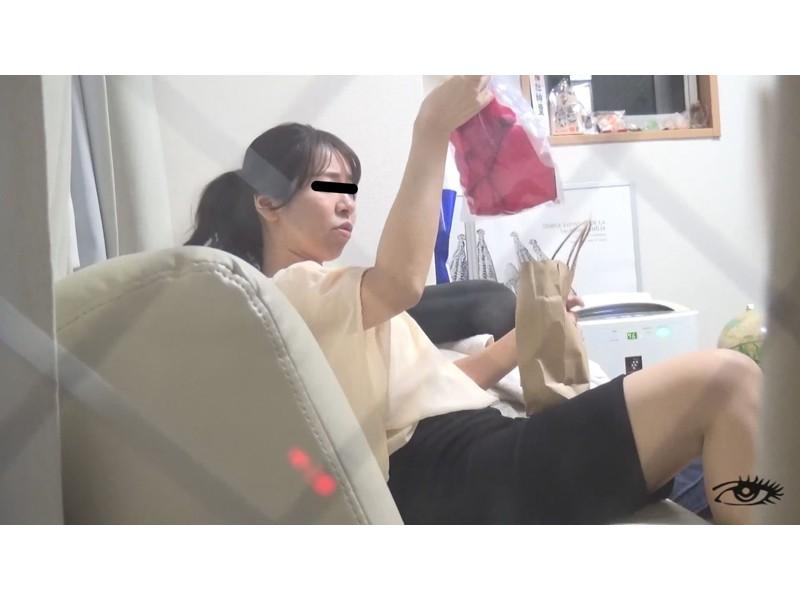盗撮 誘導オナニー5 ~送りつけられた性玩具~ サンプル画像9