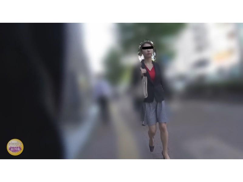 通勤電車射精痴姦 サンプル画像9
