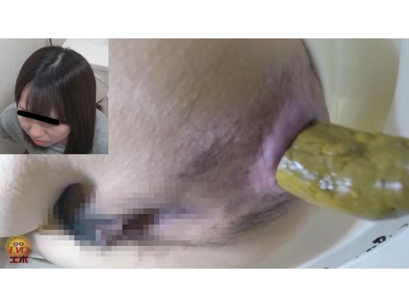 洋式トイレ盗撮 女の素顔放屁放尿 サンプル画像15
