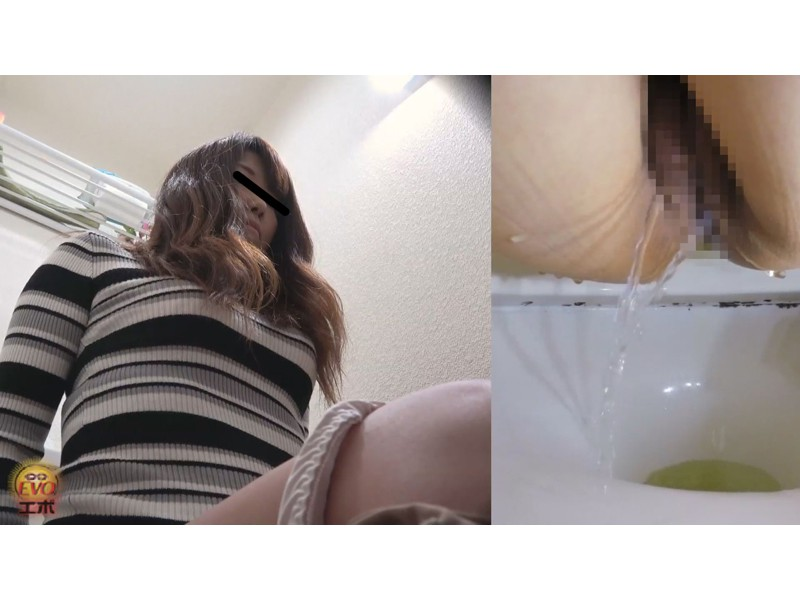 洋式トイレ盗撮 女の素顔放屁放尿 サンプル画像16