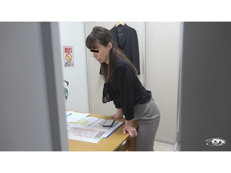 営業OL 社内速オナ&自宅濃密自慰 サンプル画像7