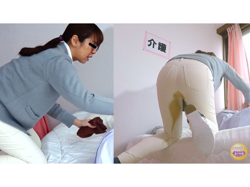 デイサービスヘルパー 下剤混入虐め糞もらし サンプル画像4