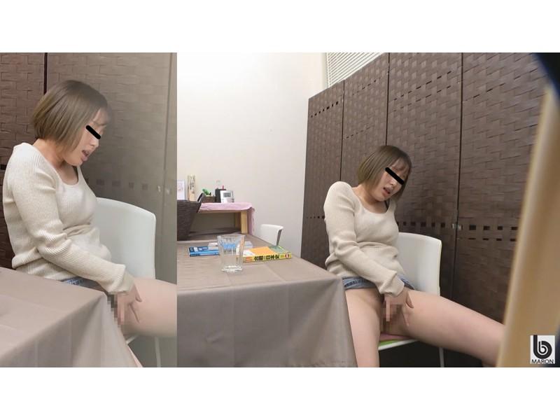 隠撮 女家庭教師誘導オナニー ~その後、生徒にゆすられ屈辱自慰~ サンプル画像13