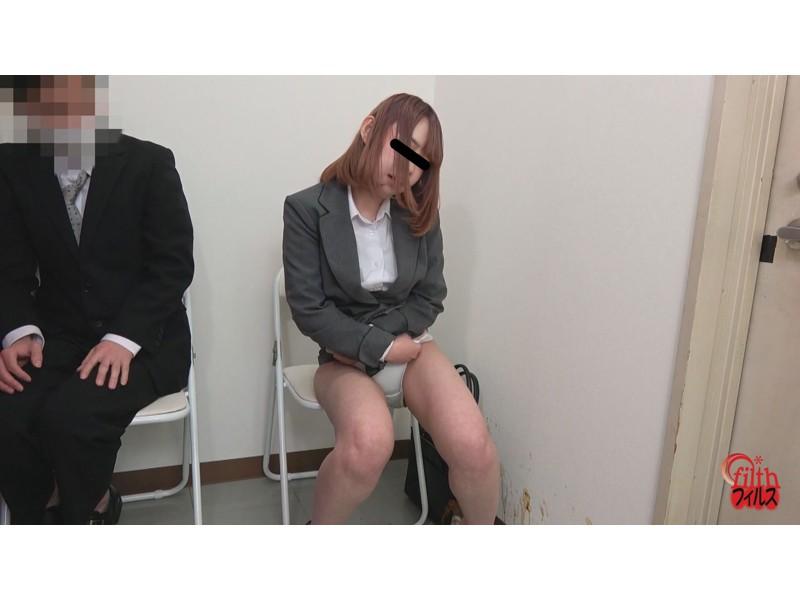 面接会場で見たうんこ漏らし就活生!! 2 サンプル画像1