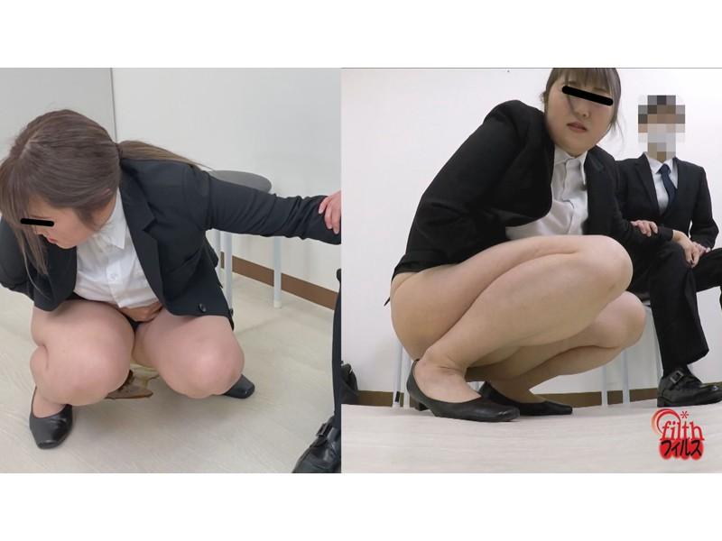 面接会場で見たうんこ漏らし就活生!! 2 サンプル画像13