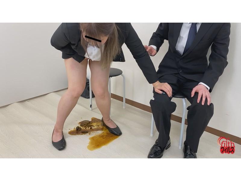面接会場で見たうんこ漏らし就活生!! 2 サンプル画像14