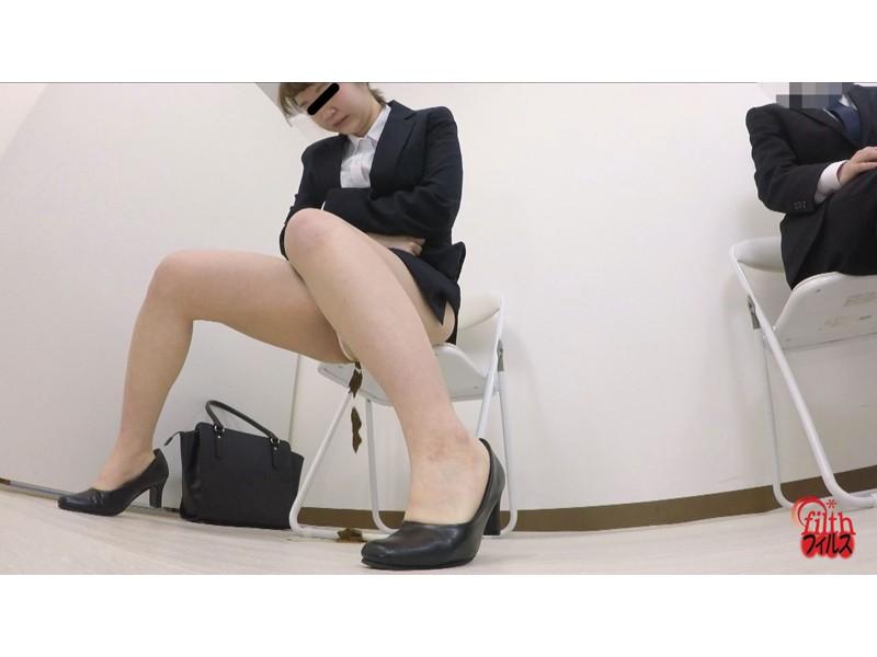 面接会場で見たうんこ漏らし就活生!! 2 サンプル画像20