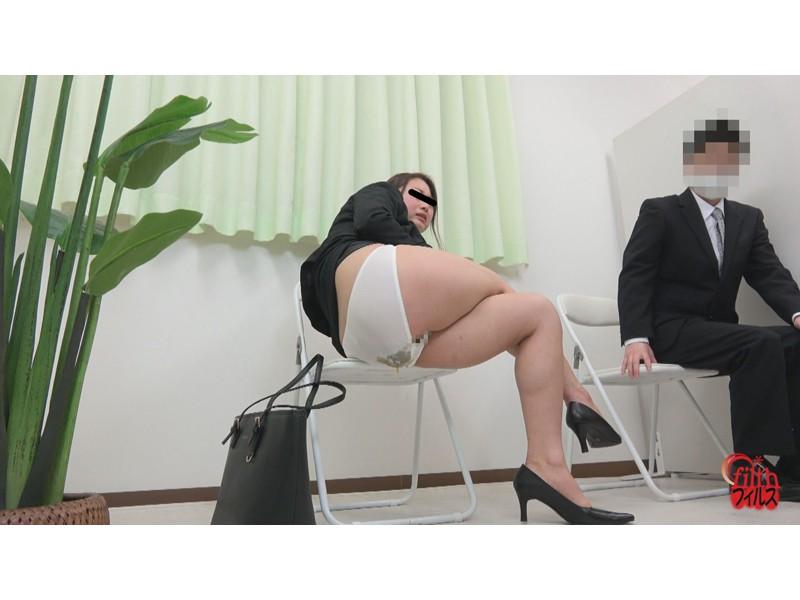 面接会場で見たうんこ漏らし就活生!! 2 サンプル画像24
