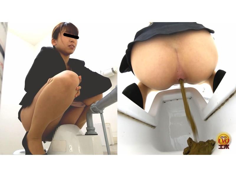 トイレ盗撮 OL羞恥音うんこ 3 サンプル画像26