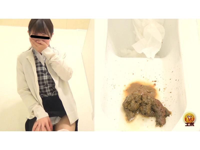 トイレ盗撮 OL羞恥音うんこ 3 サンプル画像4