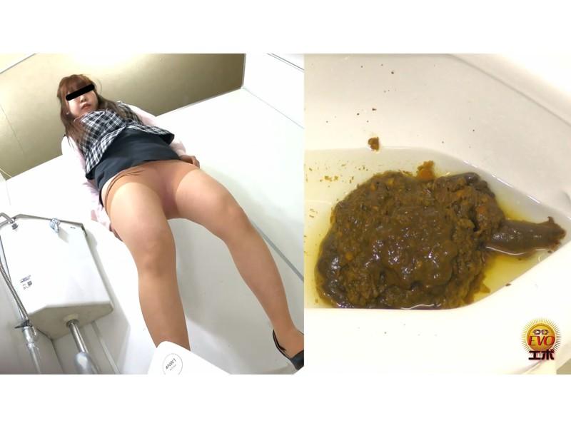 トイレ盗撮 OL羞恥音うんこ 3 サンプル画像6
