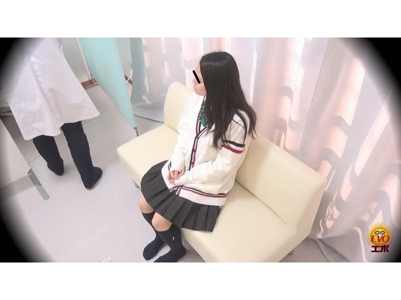 覗撮 体調不良とウソをつき 保健室でヤッちゃう女子校生オナニー サンプル画像7