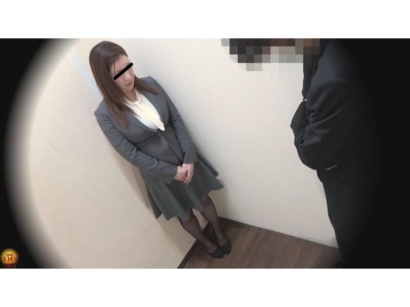 盗撮 パワハラ職場のOL醜態失禁 サンプル画像19