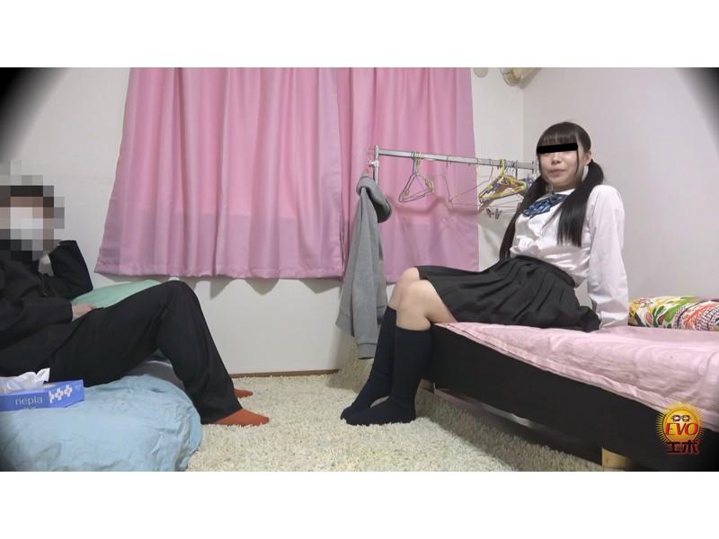 盗撮 人前失態恥ずかし女学生おなら~聞かれてバレてトイレでプッ~ サンプル画像19