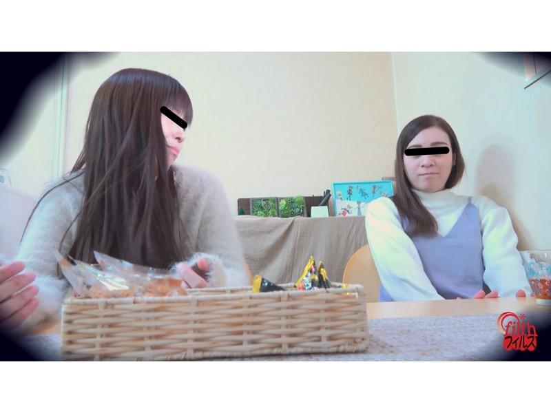 誰にも秘密のアルバイト 友達お互い撮りウンコ サンプル画像9