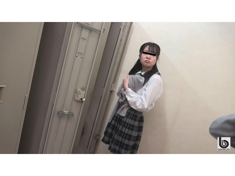 見つかった後もイキ続ける女子校生のやめられないオナニー サンプル画像5