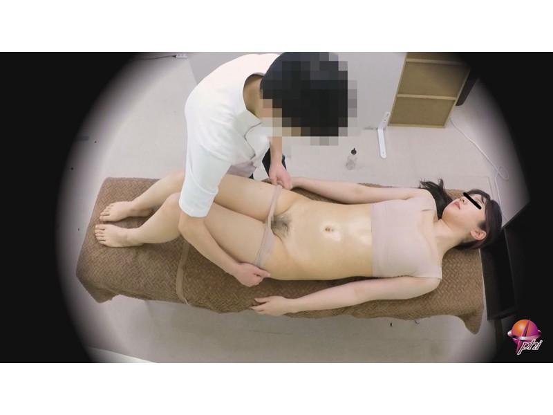 痴姦エステ アナル弄り失禁脱糞 サンプル画像1