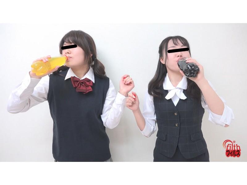 女子校生とOLのおならの数勝負!!3 がんばり過ぎちゃって汚物パラダイス サンプル画像9
