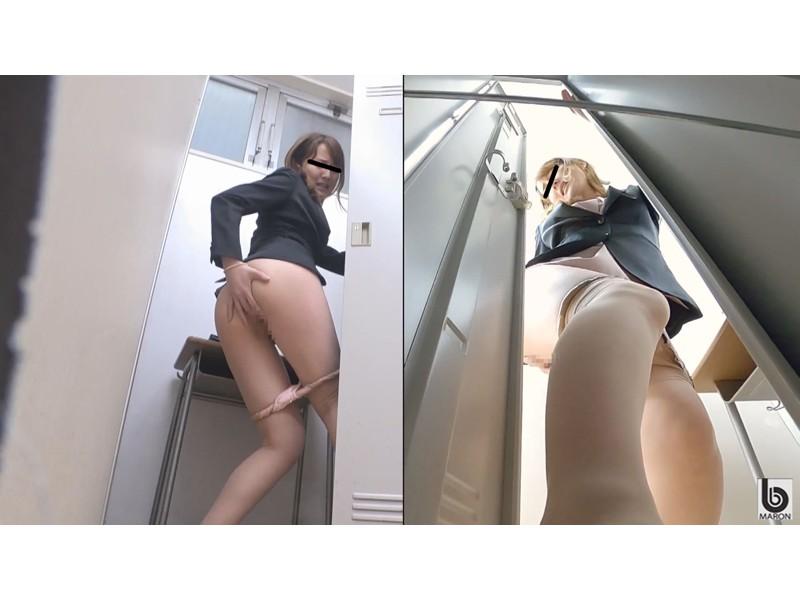 媚薬混入学園 女教師/女学生膣熱オナニー サンプル画像6