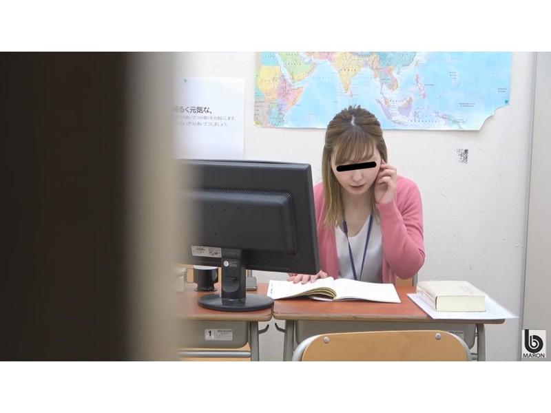 媚薬混入学園 女教師/女学生膣熱オナニー サンプル画像9
