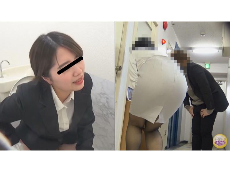 新人OLうんこイジメ 社内公開うんこ サンプル画像12