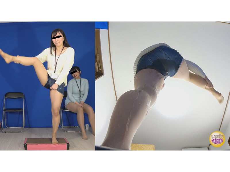 羞恥お漏らし利尿剤混入 アイドルオーデション 2 サンプル画像13