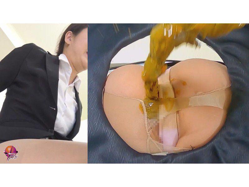 クソ漏らし羞恥面接痴姦 3 ~浣腸された汚れゆく麗しき秘穴~ サンプル画像15