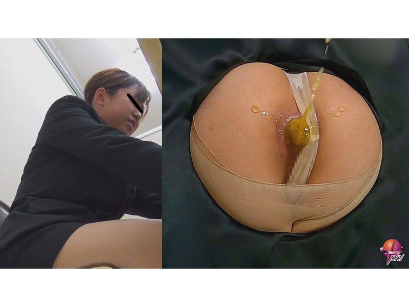 クソ漏らし羞恥面接痴姦 3 ~浣腸された汚れゆく麗しき秘穴~ サンプル画像22