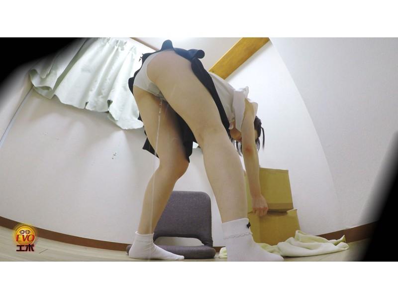隠撮 清楚な女子達の失態...場違い爆尿漏らし 3 サンプル画像18