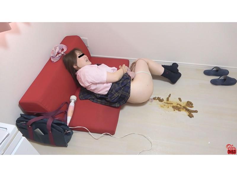 女子校生裏バイト 羞恥プレイと拘束浣腸排泄 サンプル画像18