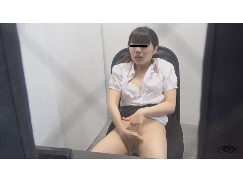 営業OL 社内速オナ&自宅濃密自慰 2 サンプル画像7