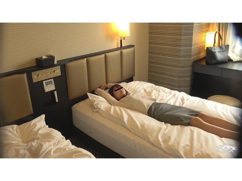 出張キャリアウーマン 絶頂多発ホテルオナニー 2 サンプル画像25