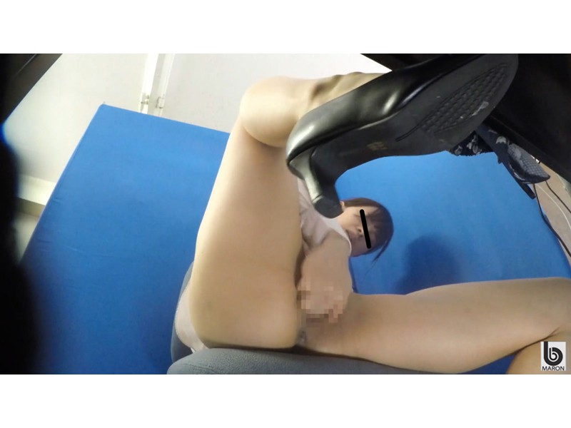 OL残業中性欲発散オナニー サンプル画像10