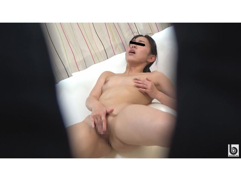 美肌スポーツ女子 運動後の濡れ染みる汗だくオナニー サンプル画像2