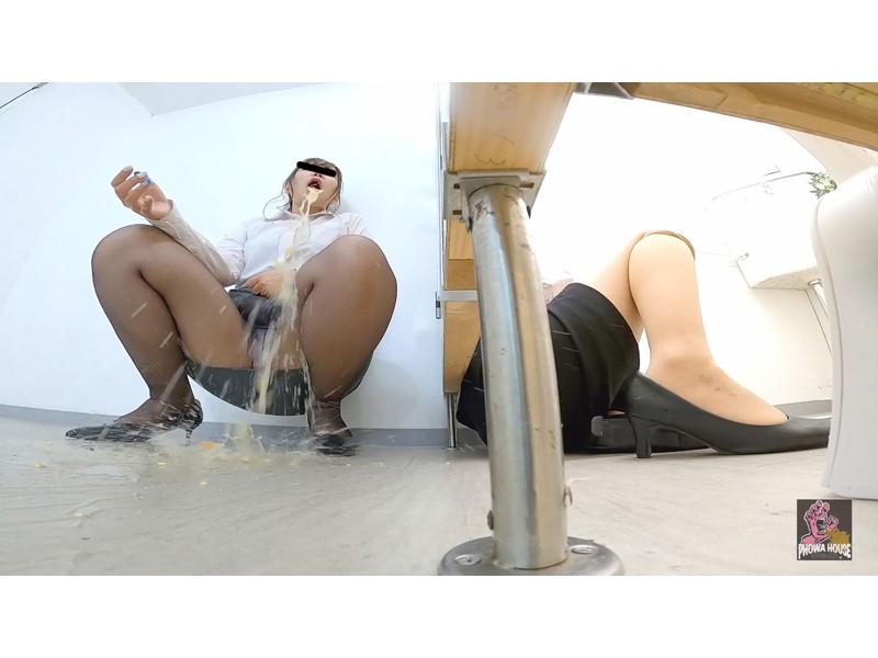 新入社員 過剰淫酒場違い嘔吐 サンプル画像9